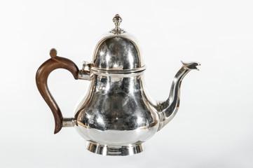 caffettiera/cioccolatiera argento