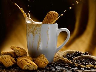 caffe' e latte