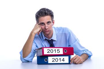 Jahreswechsel 2014 zu 2015