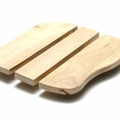 wood hot plate