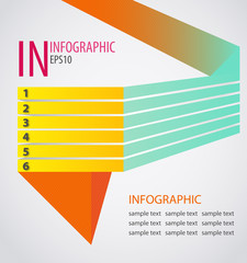 Yellow Information Graphics