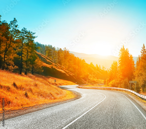 country highway - 74151074