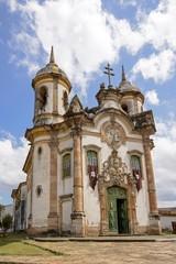 Igrejas de São Francisco de Assis em Ouro Preto