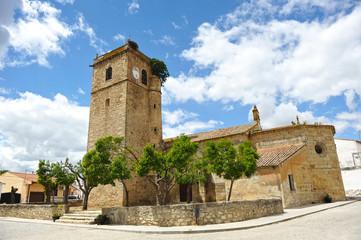 San Martín de Tours, Aldea del Cano, Cáceres, España