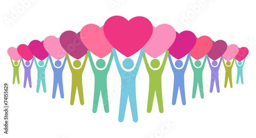 Blood donation concept - 74155629