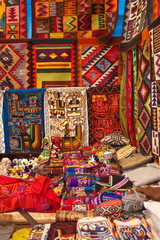 Peruvian handicraft