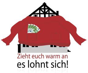 Wärmedämmung / Finanzierung