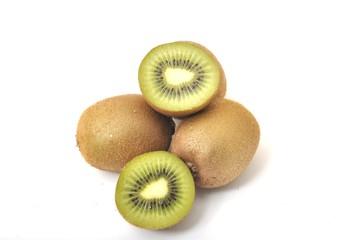 Fresh kiwi fruit