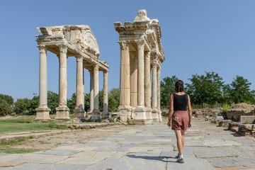 Turchia, Afrodisia Tempio