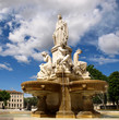 Fontaine Pradier à Nîmes - 74163020