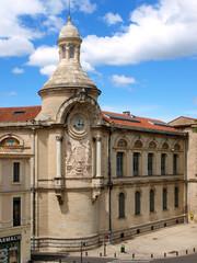 Lycée Alphonse Daudet à Nîmes