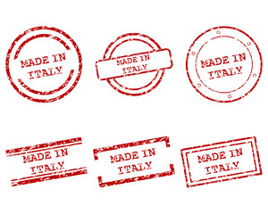 Made in Italy Stempel