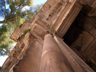 Temple de Diane à Nîmes