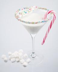 Süßigkeiten Cocktail