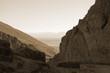 desolated mountains
