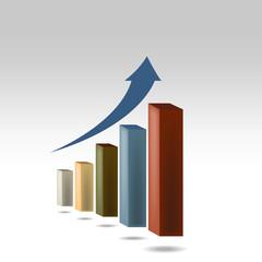 business decline graph