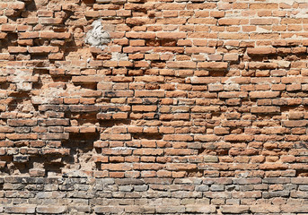 Brick texture for background
