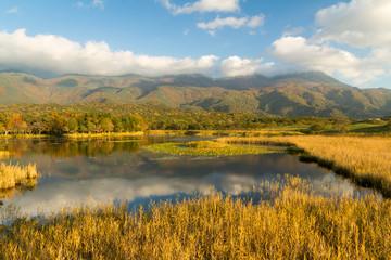 Japanese national park Shiretoko, Hokkaido, Japan