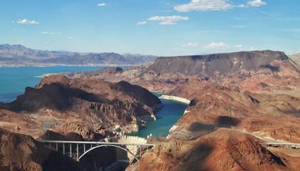 Hoover Damm - Grand Canyon - Arizona USA