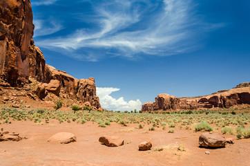 Wüste Klippen USA