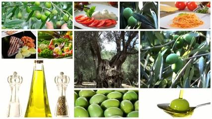 olive oil montage