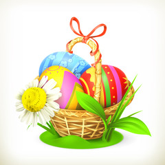 Easter, vector illustration
