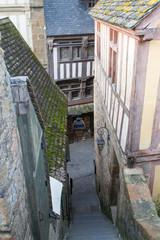 Ruelle Mont Saint Michel