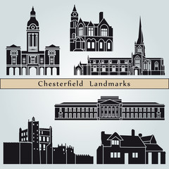 Chesterfield landmarks and monuments