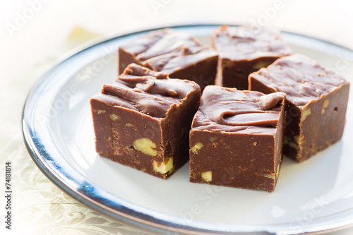 Aluminium Snoepjes Homemade Fudge