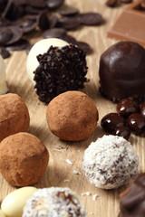 cioccolatini tartufo