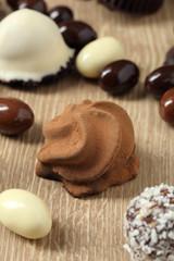cioccolatini al cacao