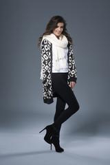 Women's fashion for winter season