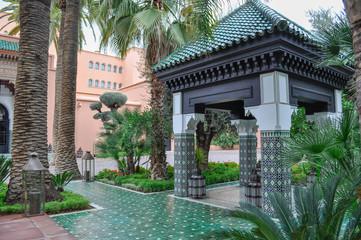 Giardino marocchino 2