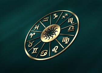 Zodiac - Tierkreis - Gold - G.jpg