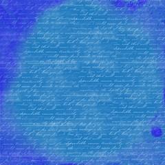 grunge schrift blau backdrop