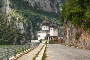 Mraconia Monastery, Danube, Romania
