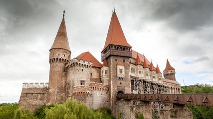 Hunyad ( Corvin ) Castle - Hunedoara, Romania