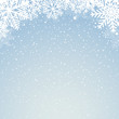 Winter background - 74190630