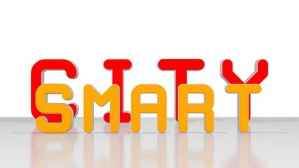 Smart City - Stadtautomatisierung