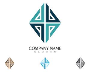 P Diamond Logo 1