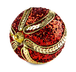 new-year ball for a decoration