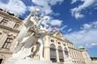 Vienna landmark - Belvedere Palace