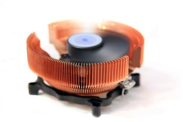 cooler processor