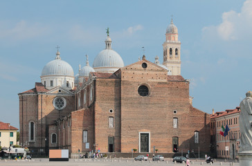 Catholic temple. Padua, Italy