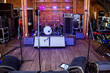 Rock concert stage - 74201014