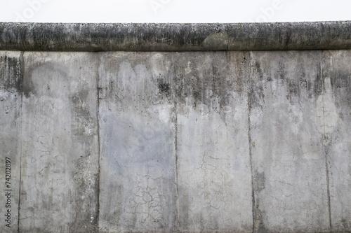 Muro di Berlino nella Bernauerstraße - Berlino - 74202897