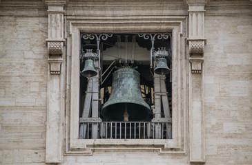 Campane di sinistra della Basilica di San PIetro - Roma