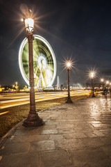 grande roue PARIS