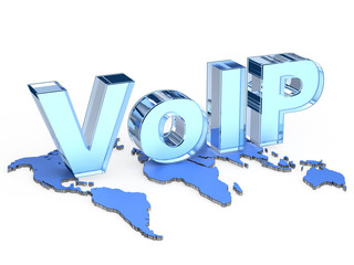 Global VoIP (Voice over  Internet Protocol)