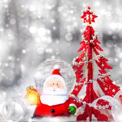 Beautiful Christmas still life